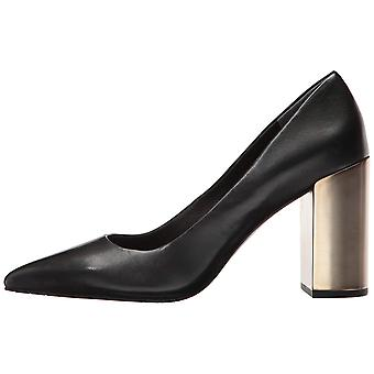 Kenneth Cole New York Womens Leather Pointed Toe Classic Pumps