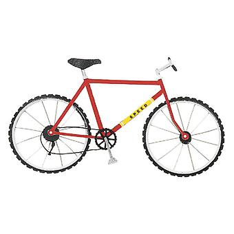Jolee's By You Large Dimensional Embellishment Red Bike Jjb D018c