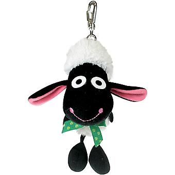 Big Head Sheep Soft Key Ring 3218