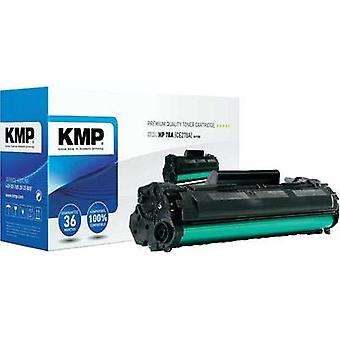 KMP Toner cartridge replaced HP 78A, CE278A Compatible Black