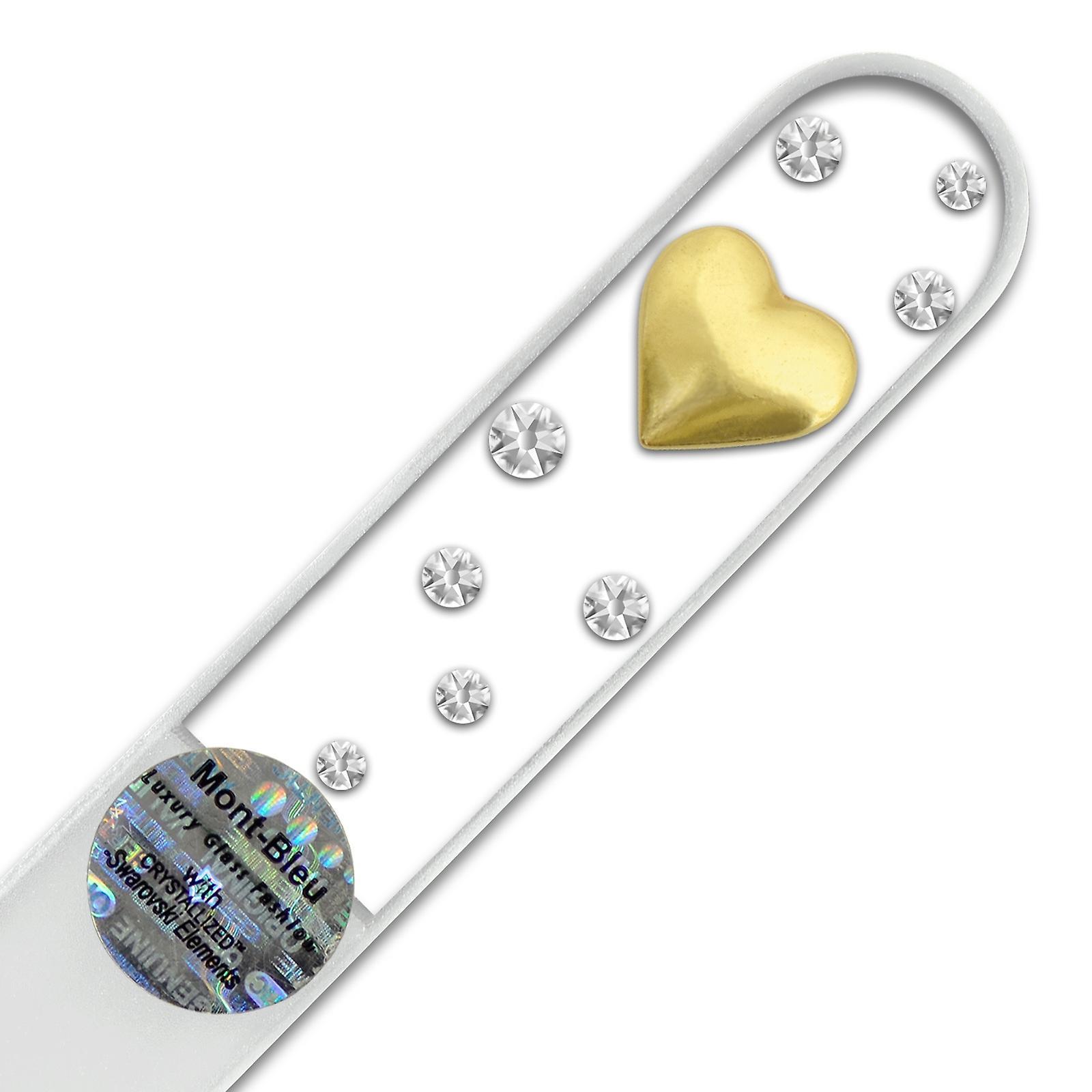 Herz Glasfeile JW-G1