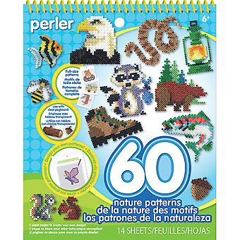 Perler Pattern Pad-Nature 80-22802