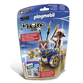 Playmobil Interactive 6164 with Pirate Blue Canyon