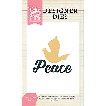 Echo Park Dies-Dove Of Peace EPDIE592