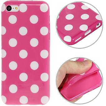 Protective case for mobile iPhone 5 c.