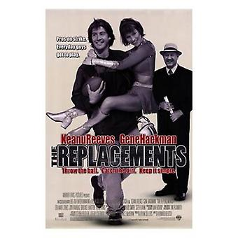 The Replacements Movie Poster (11 x 17)