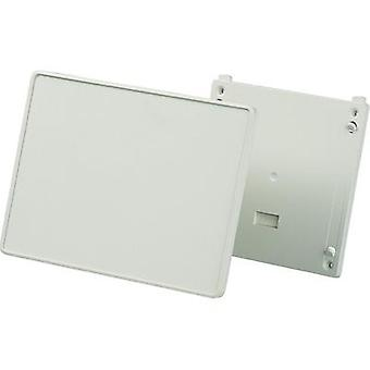 OKW Interface Terminal D4044127 Multifunction Electronic Enclosure, Off-White RAL 9002, 166 x 225 x 37 mm