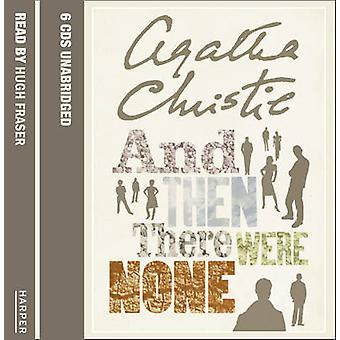 And Then There Were None by Agatha Christie & Hugh Fraser