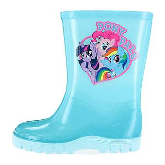 My Little Pony Lorianne Welly Aqua & Pink Various Sizes