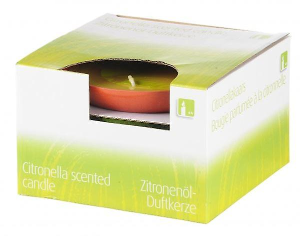 4 Piece Scented Citronella Candle In Bio Pot Home Fragrance Candles