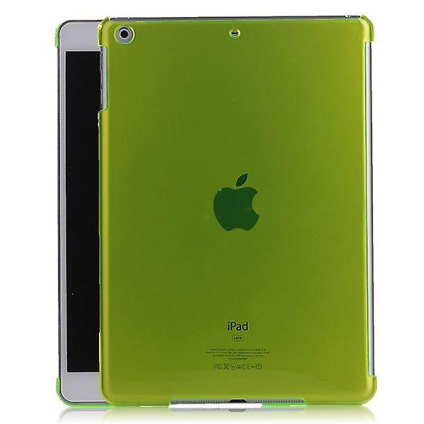 Hard case neon for Apple iPad air + film glossy hard case for Apple iPad air + foil