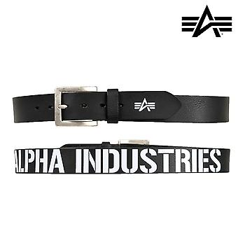 Alpha industries belt printed alpha