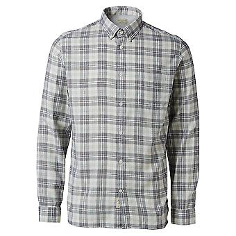 Eclipse Dominic Long Sleeved Check Shirt