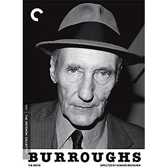 Burroughs - the Movie [DVD] USA import