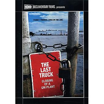 Last Truck: Closing of a Gm Plant (2009 TV) [DVD] USA import