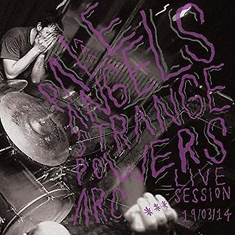 Pale Angels - Strange Powers [Vinyl] USA import