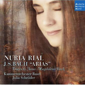 Nuria Rial - Bach Arias [CD] USA import