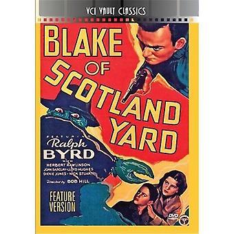 Blake af Scotland Yard [DVD] USA importerer
