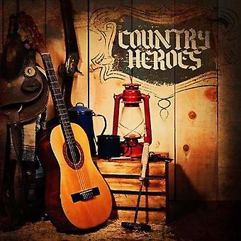 Country Heroes - Country Heroes [CD] USA import