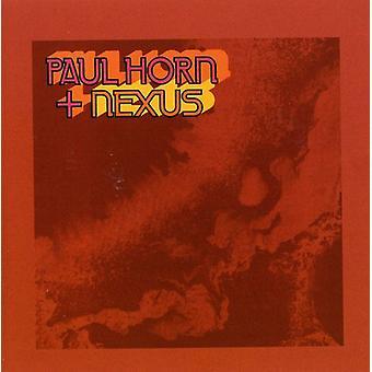 Paul Horn - Paul Horn + Nexus [CD] USA importeren