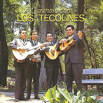 Los Tecolines - Serenata Con Los Tecolines [CD] USA importar