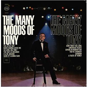 Tony Bennett - många stämningar av [CD] USA import
