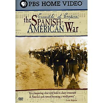 Smeltedigel av Empire-spansk-amerikanske krigen [DVD] USA import