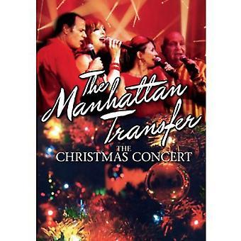 Manhattan Transfer - Christmasconcert [DVD] USA importerer