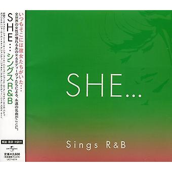 Sie singt R&B Stimmung - She singt R&B Stimmung [CD] USA import