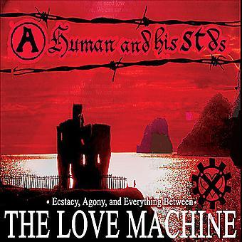 Menneskelige & hans Stds - kærlighed maskine [CD] USA import