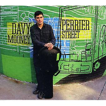 Davy Mooney - Perrier Street [CD] USA import