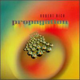 Robert Rich - Propagation [CD] USA import