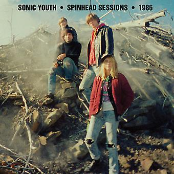 Sonic Youth - Spinhead Sessions [Vinyl] USA importerer