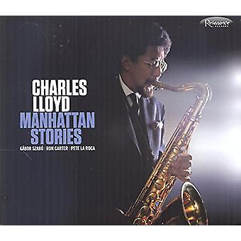 Charles Lloyd - Manhattan fortællinger [CD] USA import