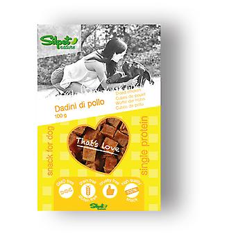 Silpet Diced Chicken (Dogs , Treats , Eco Products)