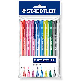 Staedtler B/8 Bolígrafo Retráctil Colors (Toys , School Zone , Drawing And Color)