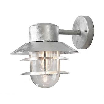 Konstsmide Modena Galv Wall Light