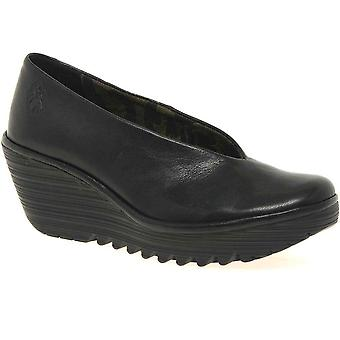 Fly London Yaz Womens Casual Shoes