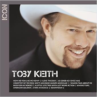 Toby Keith - ikonet [CD] USA importerer