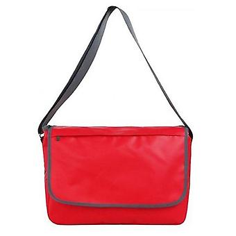 Skimp Skimp Luggage Messager Red (Fashion accesories , Bags , Shoulder Bags)