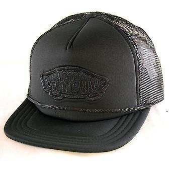 Vans Men's Classic Patch Trucker Cap - Black