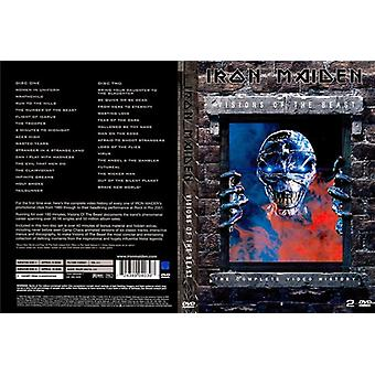 Iron Maiden Visions of the Beast (2-DVD)