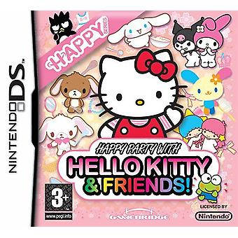 Happy Party with Hello Kitty & Friends (NDS)