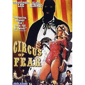 Circus of Fear [DVD] USA import