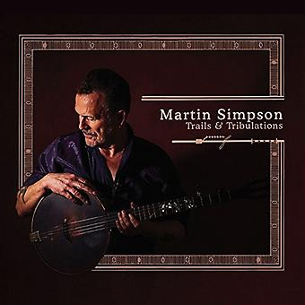 Martin Simpson - stier & prøvelser: Deluxe Edition [CD] USA import
