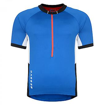 Dare 2B Mens Retribute Short Sleeve Cycle Jersey