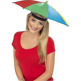 Mini umbrella umbrella Hat prank umbrella Hat