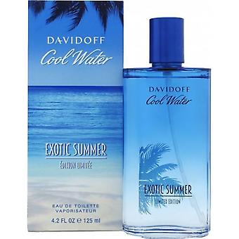 Davidoff Davidoff Cool Water Man Exotic Summer Eau De Toilette Spray