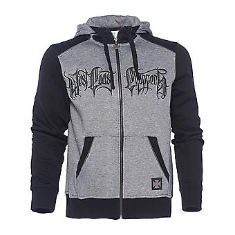 West Coast choppers Zip Hoody OG cross