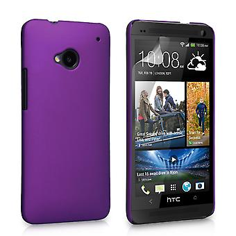 HTC One Hard Hybrid Case - fioletowy